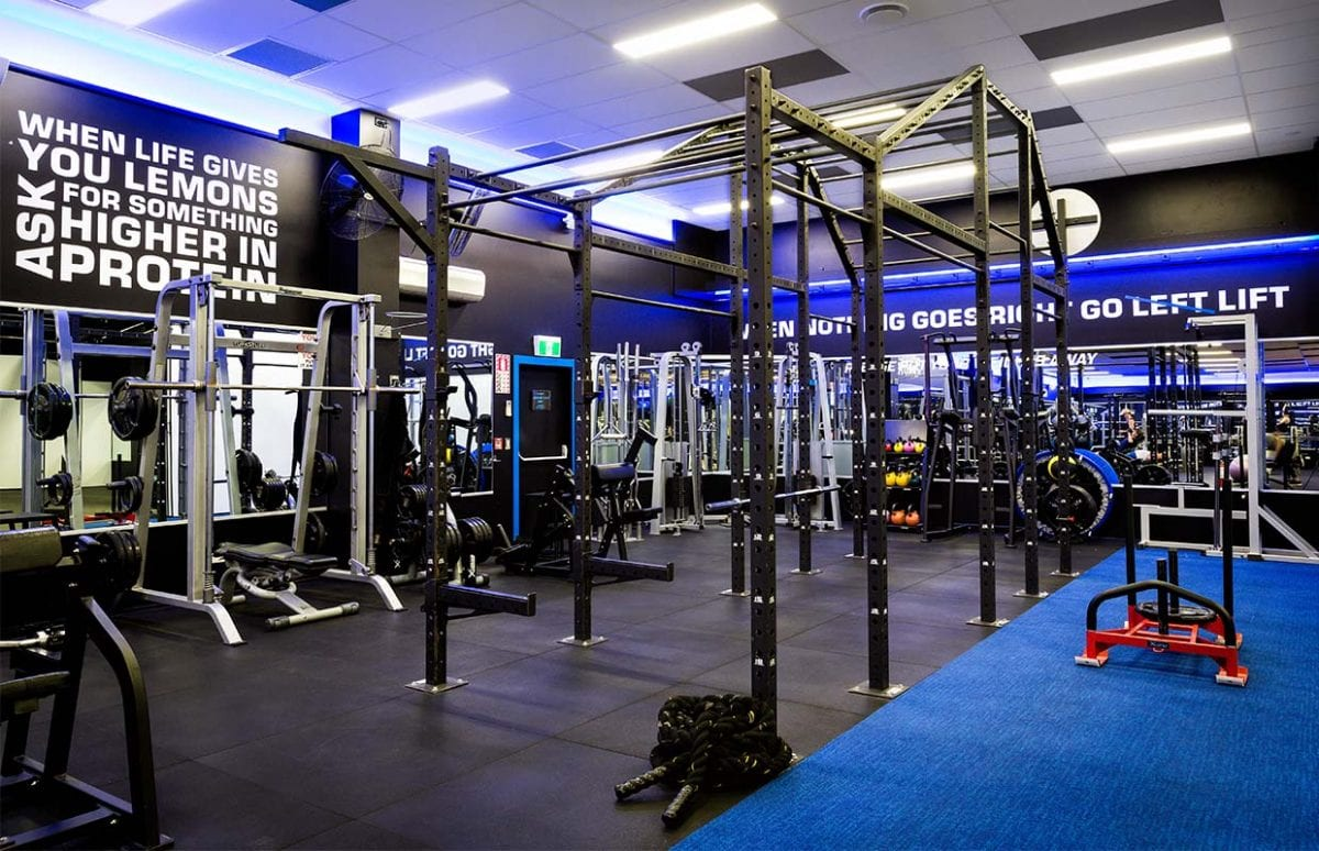 Squat machine area christchurch