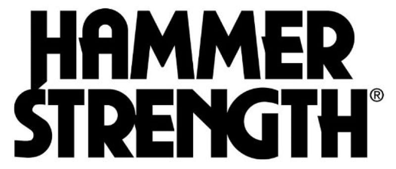 Hammer Strength gym equipment