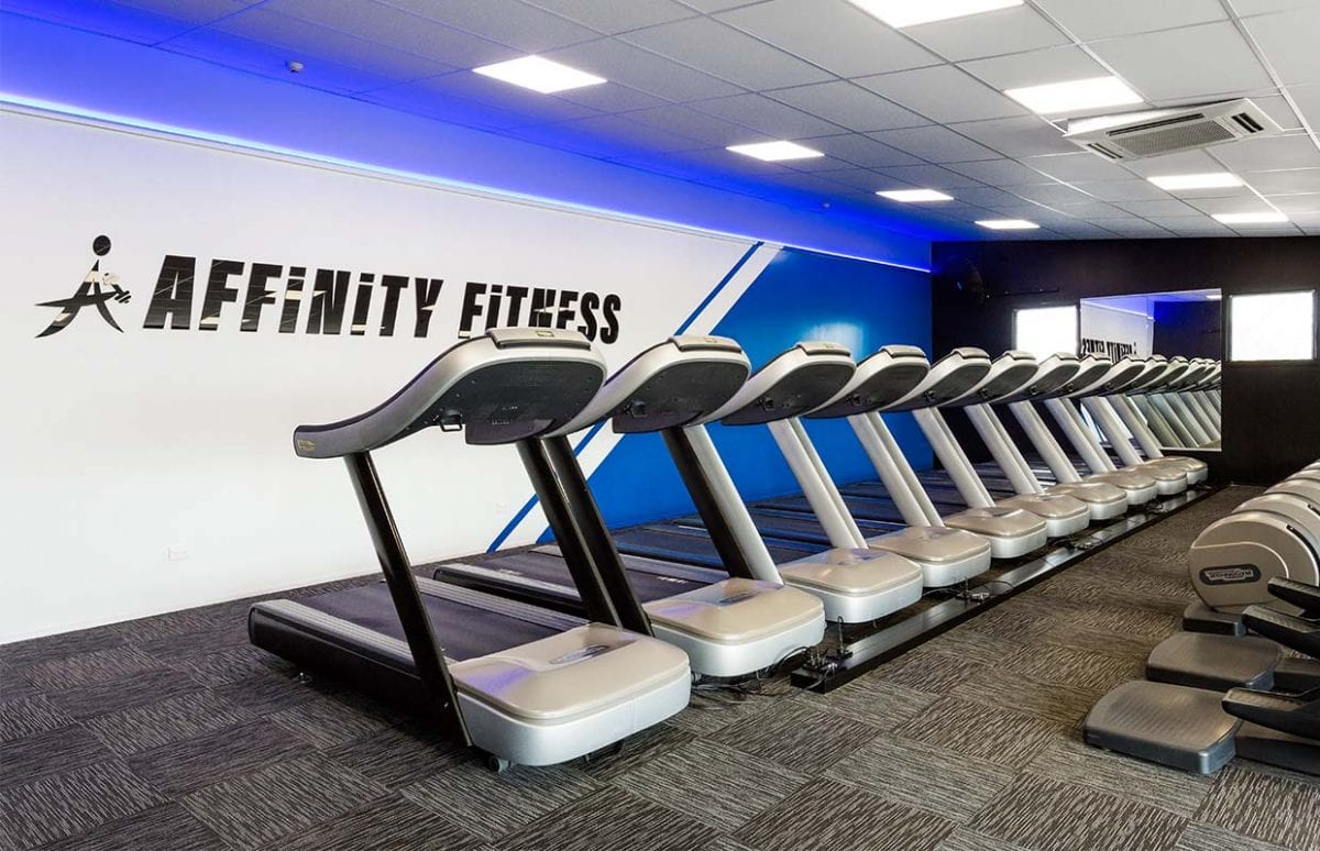 Cardio Room - Gym and Fitness