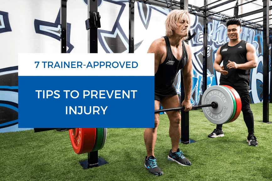 7 Trainer-Approved Tips To Prevent Injury